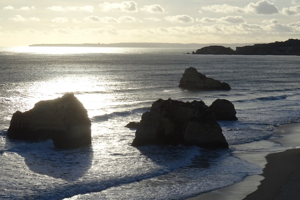 Praia da Rocha stranden