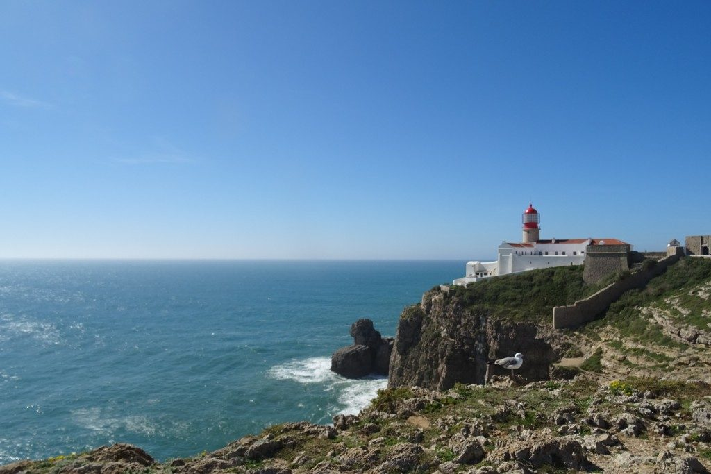Cape St Vincent Portugal