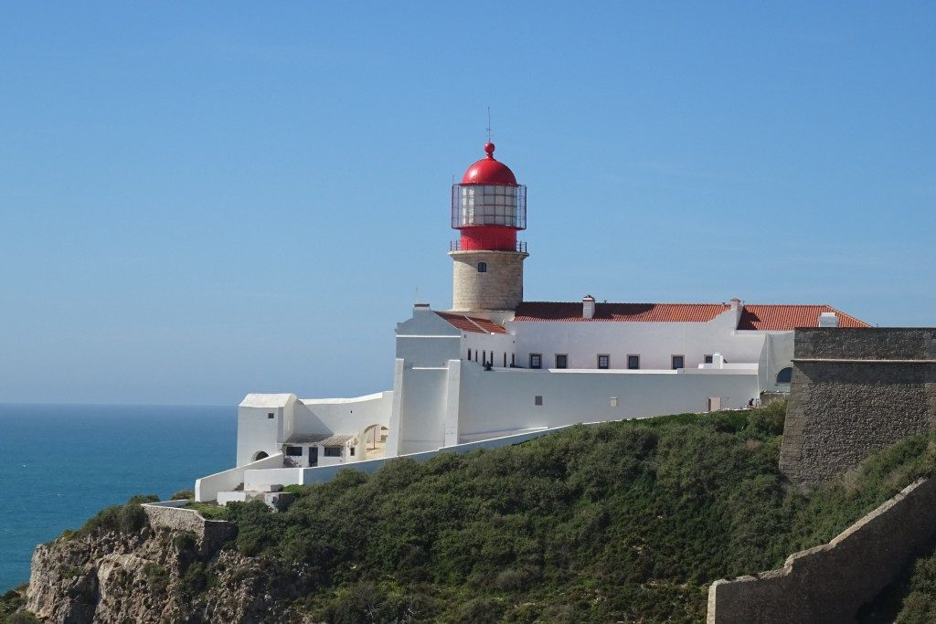 Cape St Vincent Portugal