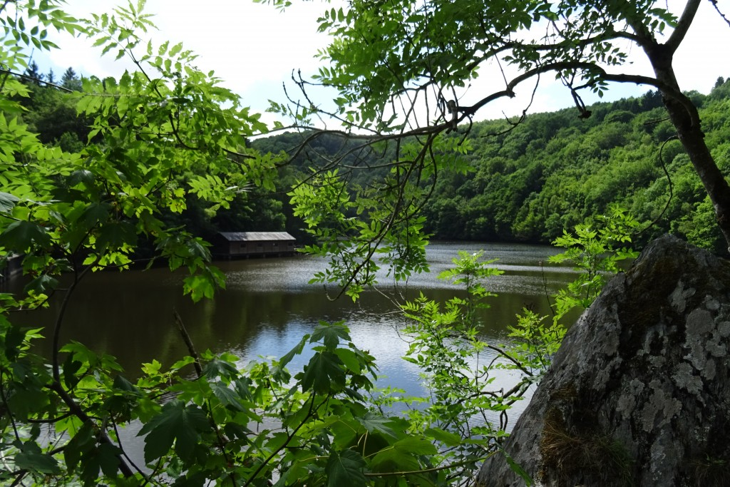 Barrage de Nisramont Ardennen
