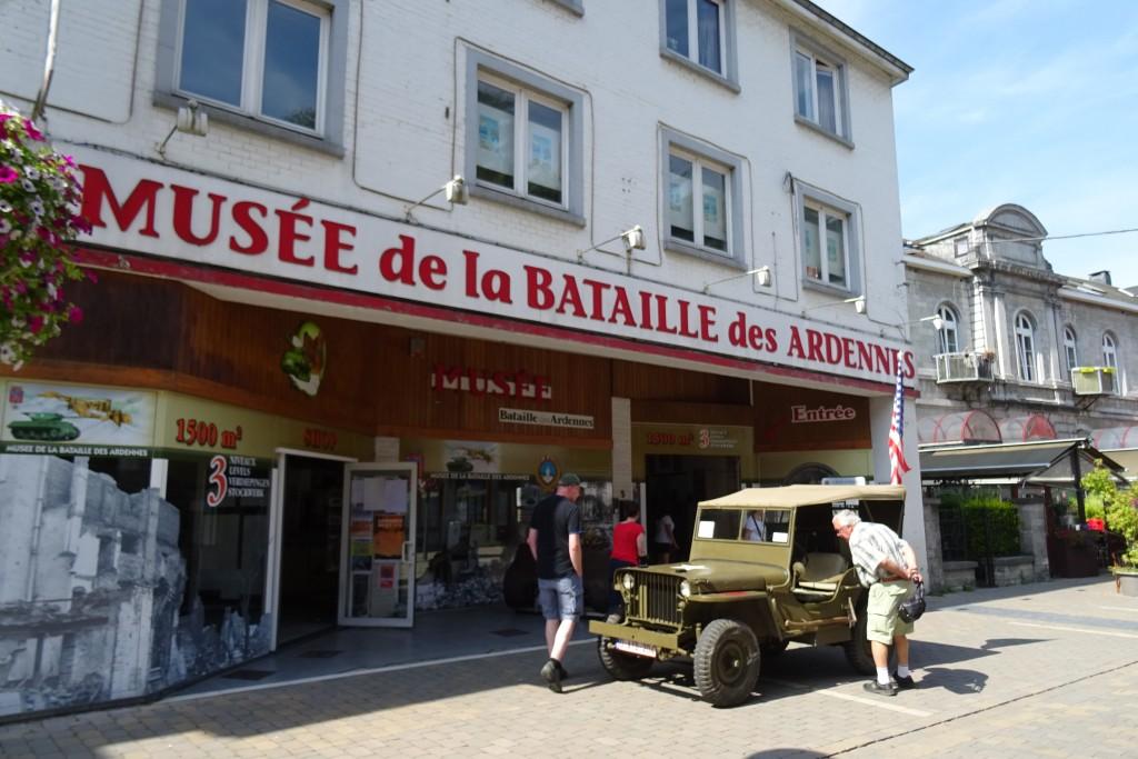 Museum La Roche Formule 1