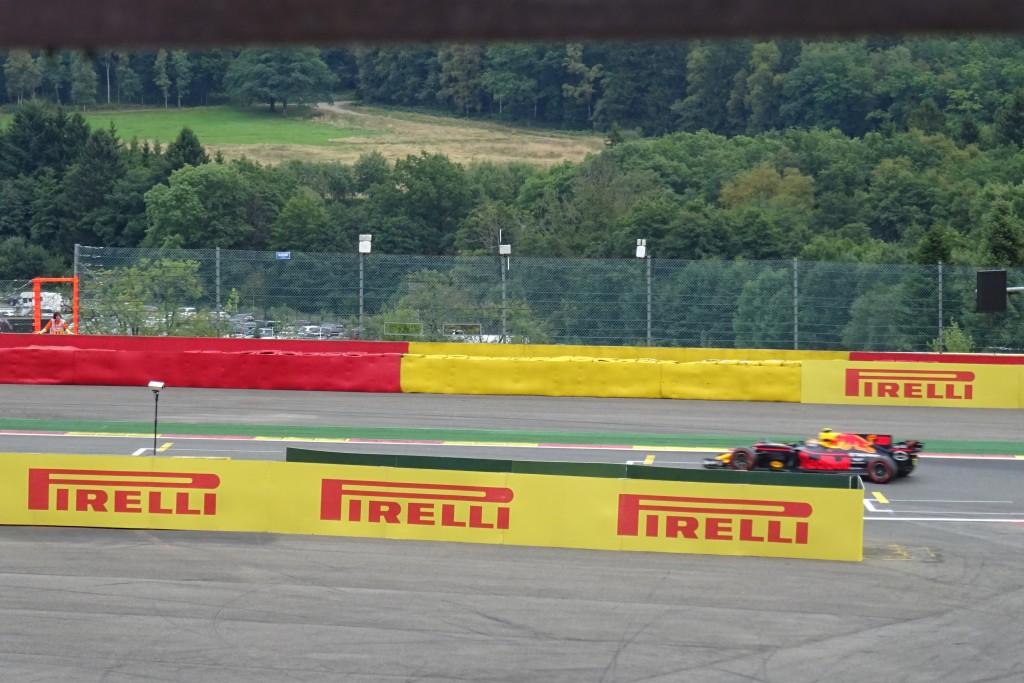 Max Verstappen Formule 1 GP België