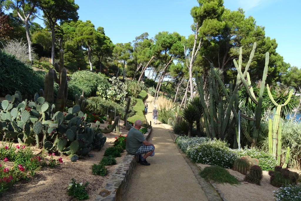 Jardi Botanic de Cap Roig Costa Brava