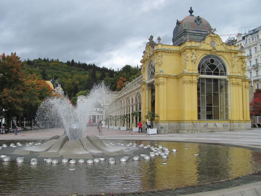 Marianska Lazne Tsjechië vakanties