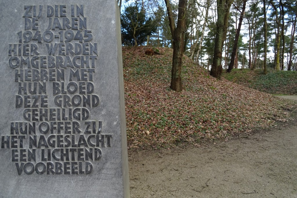Gedenksteen Kamp Amersfoort