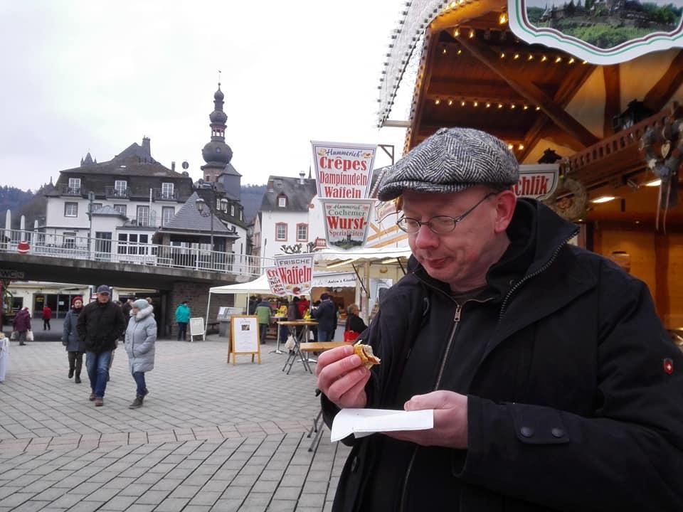 Cochem Moezel Duitsland