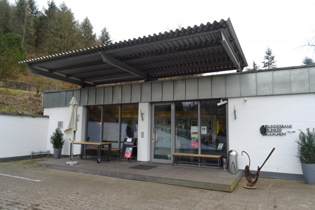 Bundesbank Bunker Cochem Moezel Duitsland