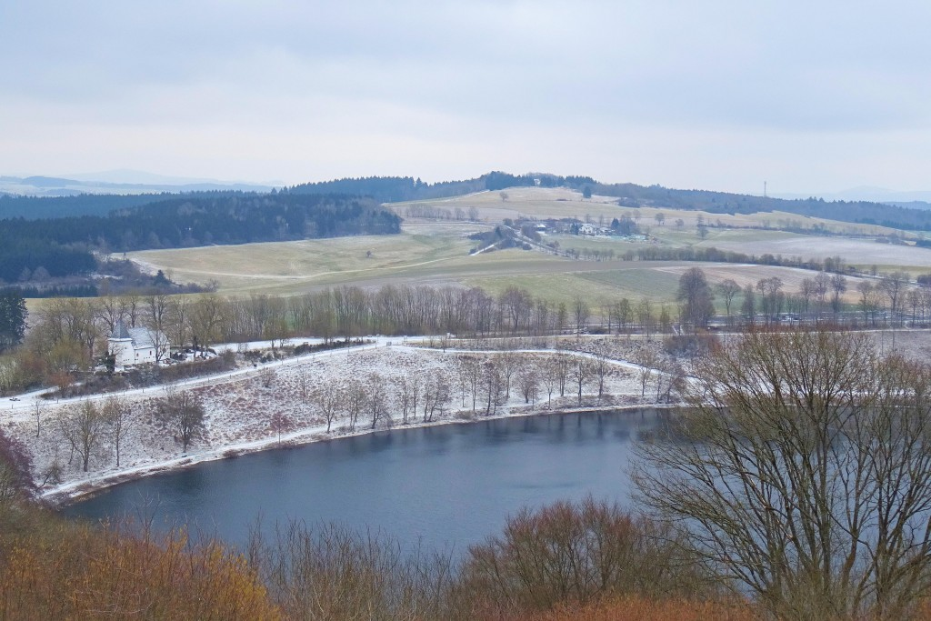 Weinfelder Maren Eifel Duitsland