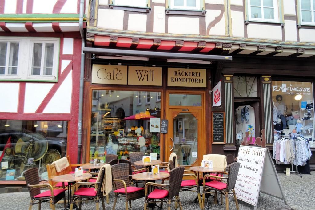Café Will Limburg an der Lahn Duitsland