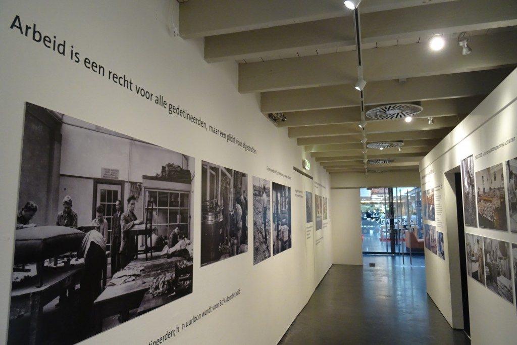 Tentoonstelling Gevangenismuseum Veenhuizen