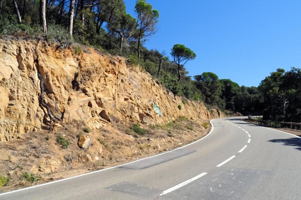 Sant Feliu de Guixols naar Tossa de Mar