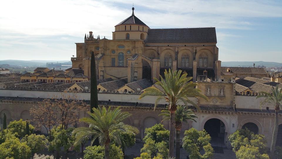 Mezquita de Cordoba Andalusië Spanje