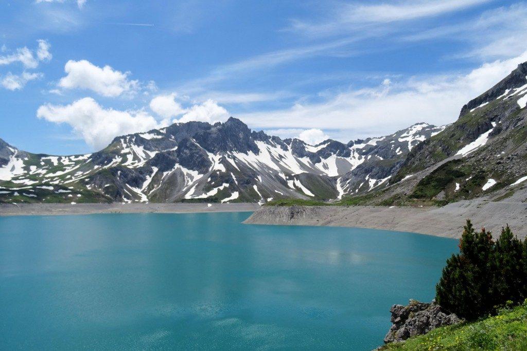 LLunersee Vorarlberg Oostenrijk