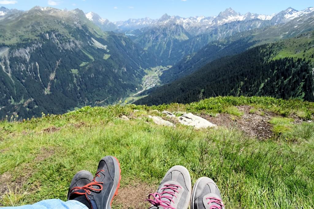 Silvretta Montafon Vorarlberg Oostenrijk