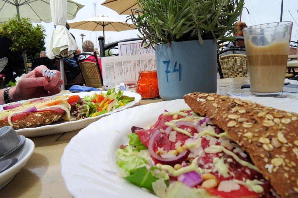 lunch Stavoren Friesland