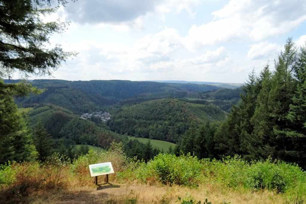 Les Crestelles Ardennen België