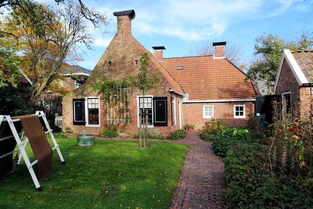 Openluchtmuseum Het Hoogeland Warffum Groningen