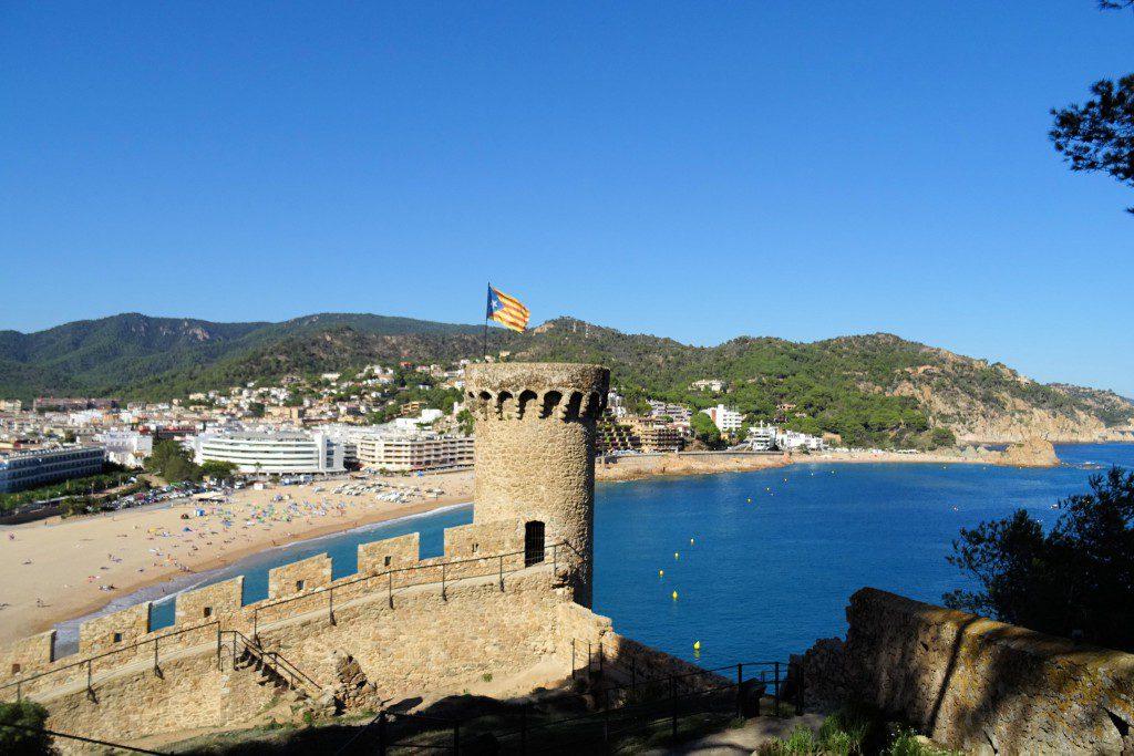 Tossa de Mar Costa Brava Spanje