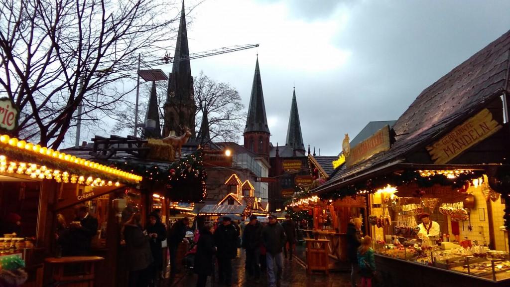 kerstmarkt Oldenburg Duitsland