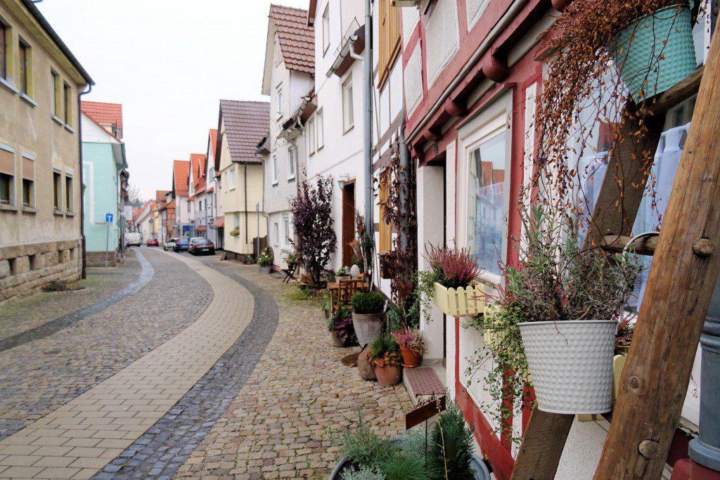 Hessisch Lichtenau Duitsland