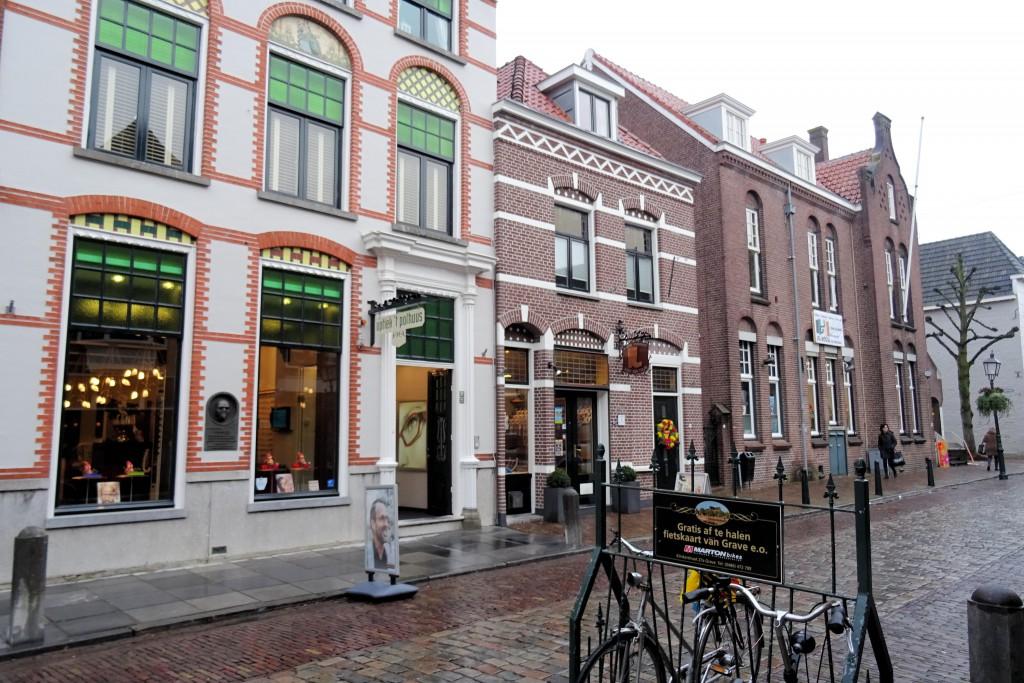 Grave Brabant Nederland reisjaar 2019