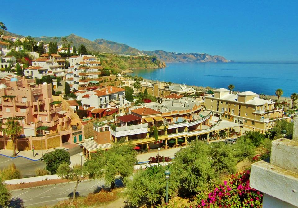 Nerja Costa del Sol Spanje