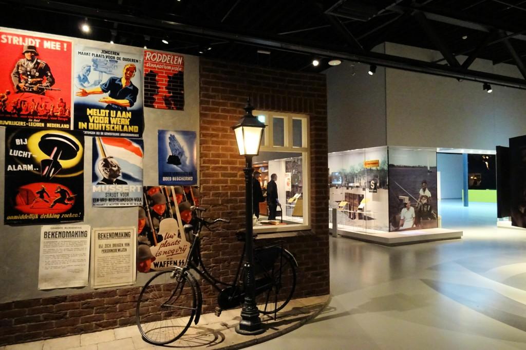 Oorlogsmuseum Overloon Brabant Nederland