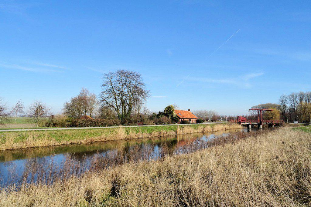 Ophaalbrug Oudeschans