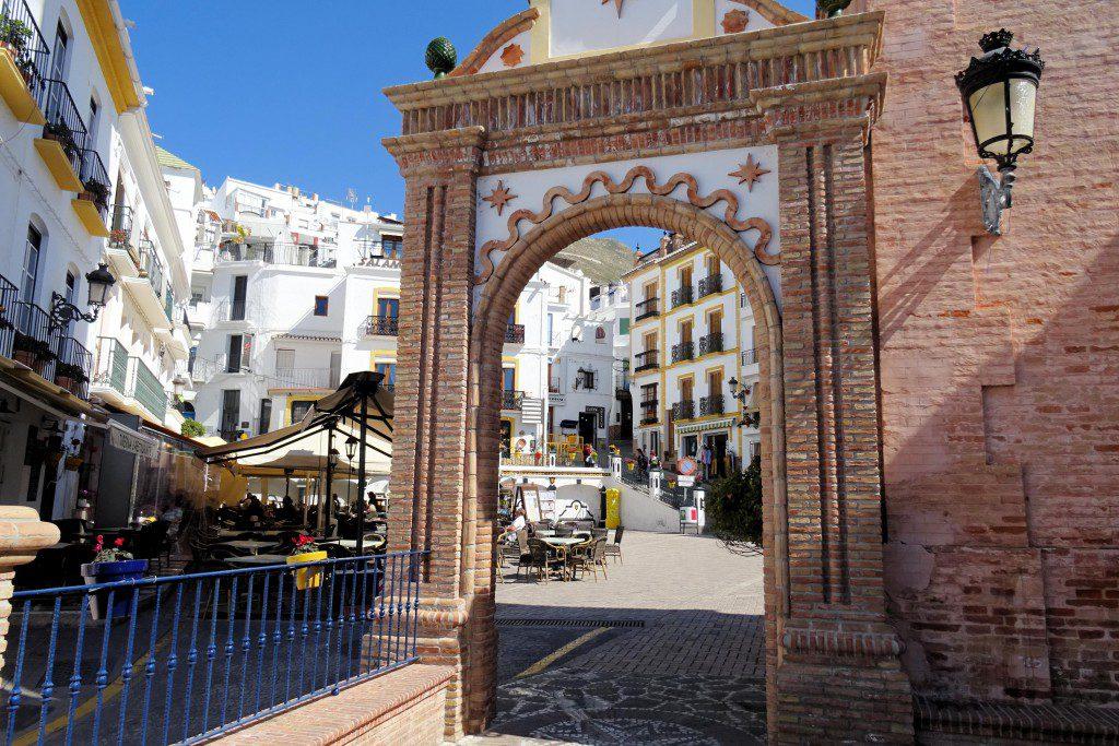 Competa Costa del Sol Spanje Nerja