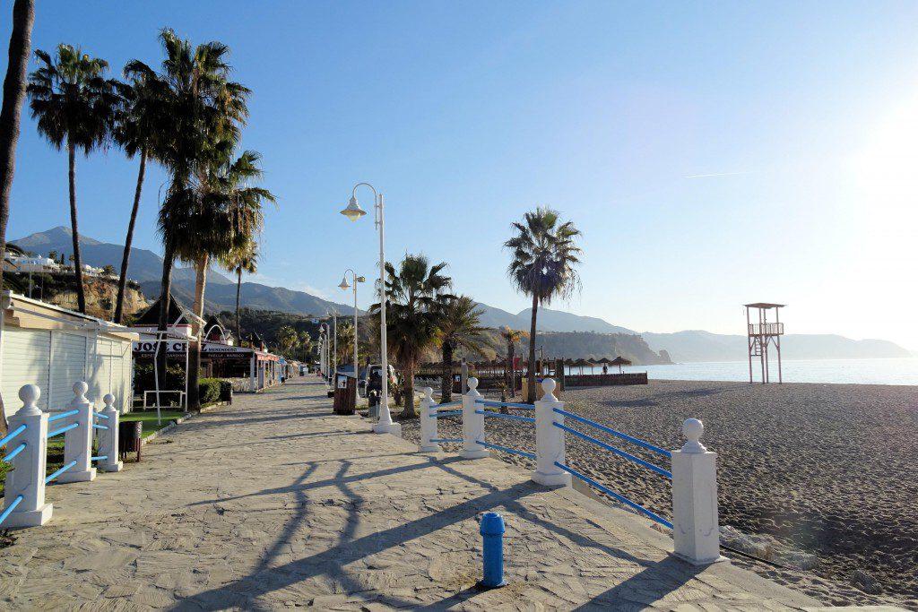 Plaza Burriana Nerja Costa del Sol