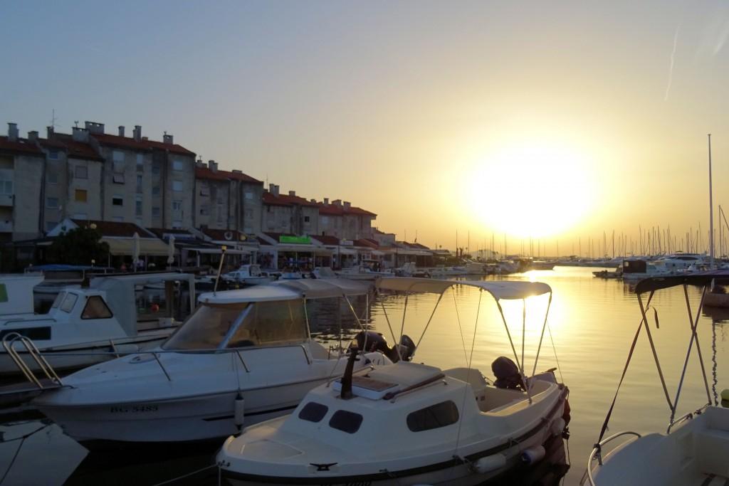 Biograd na Moru Kroatië