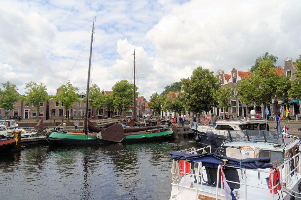 haven Blokzijl Overijssel