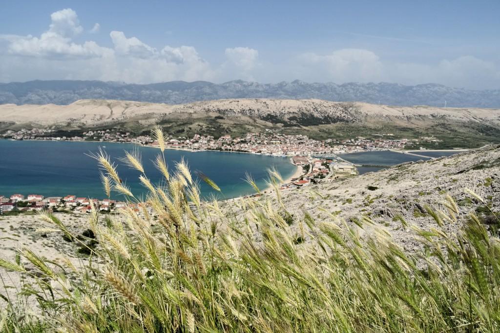 Pag Dalmatië Kroatië