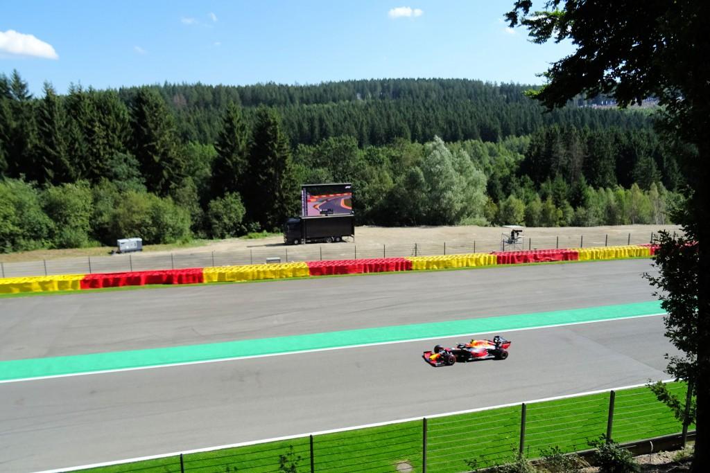 Max Verstappen GP België