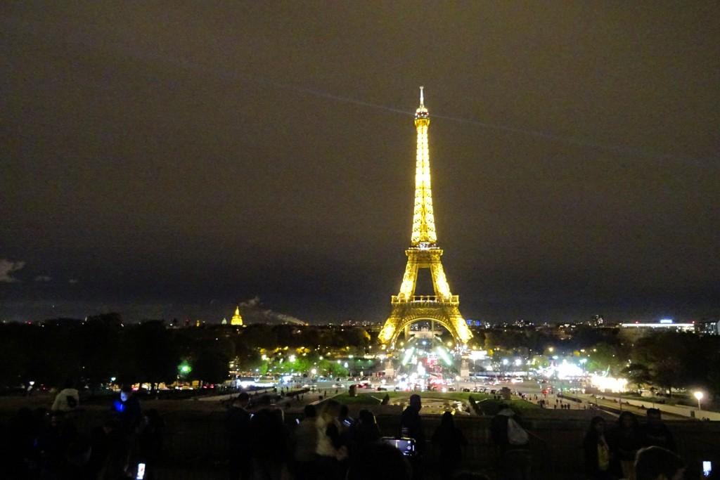 Eiffeltoren Parijs reisjaar 2019