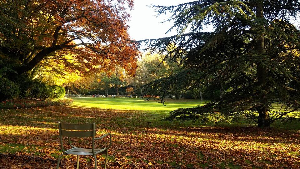 Jardin du Luxembourg Parijs