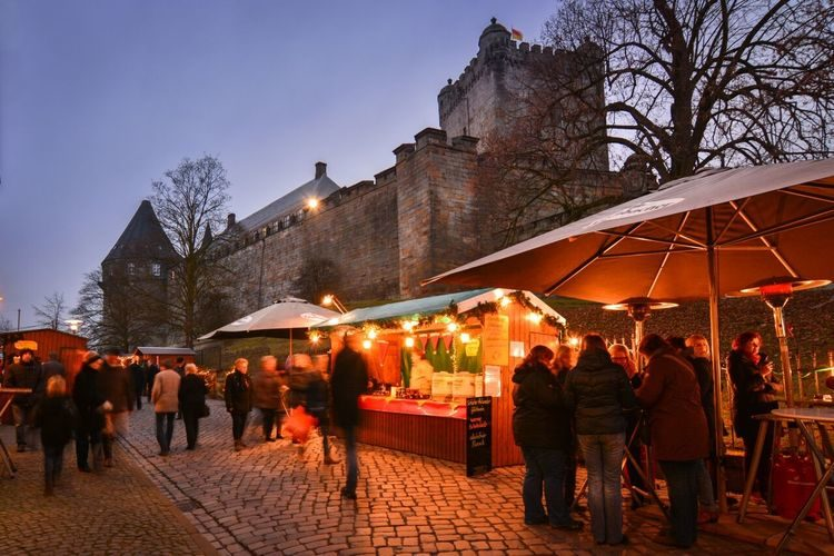 kerstmarkt Bad Bentheim