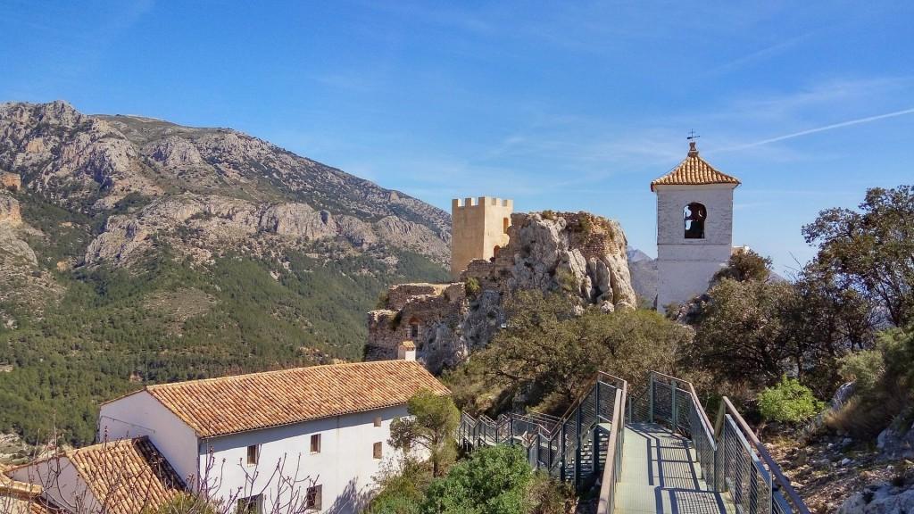 kasteel Guadalest