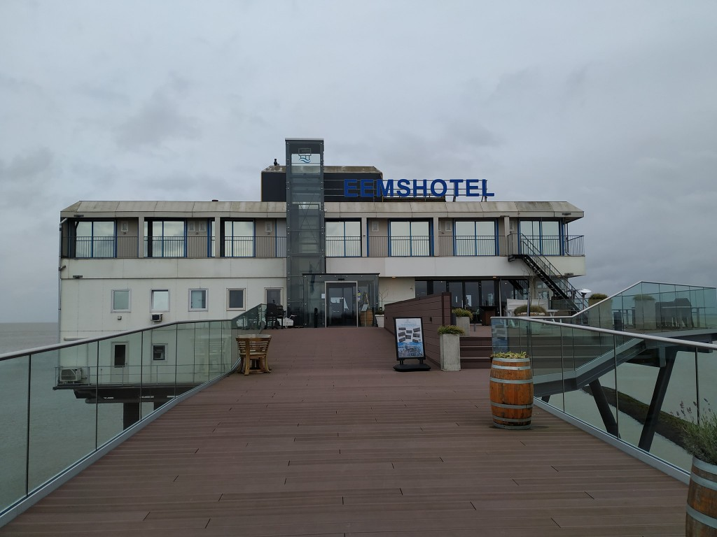 High Tea Emshotel Delfzijl moment