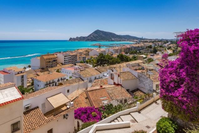 Altea Costa Blanco Spanje