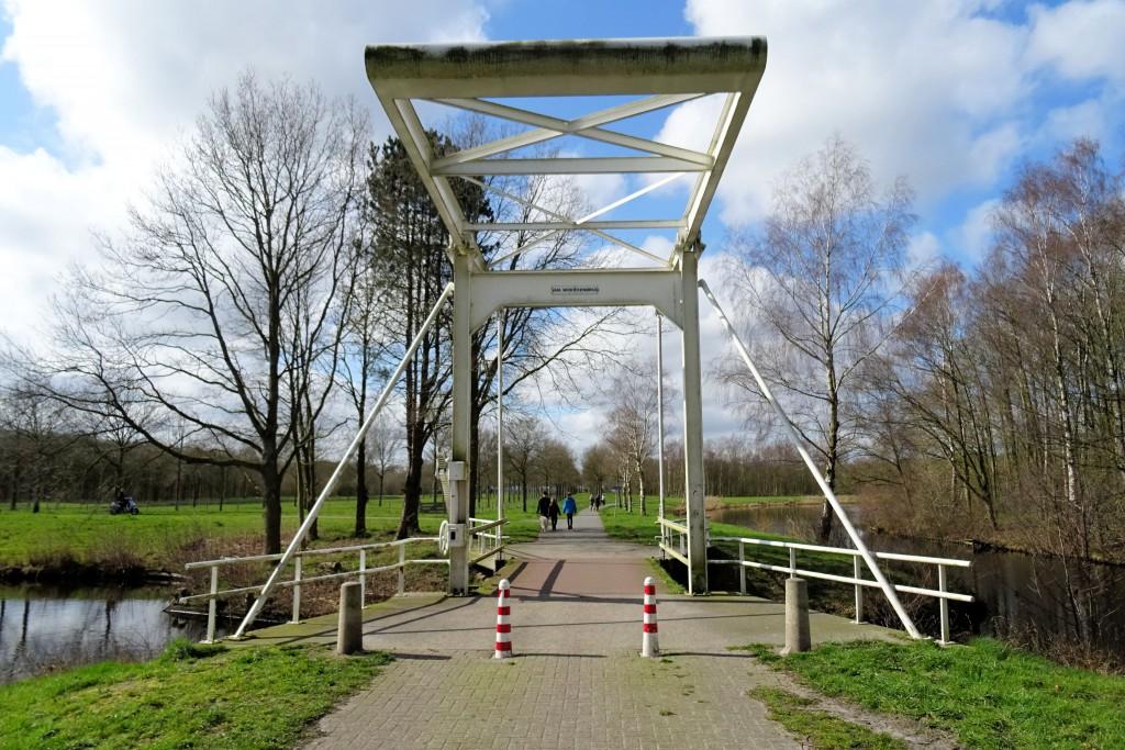 witte brug Borgerswold Veendam