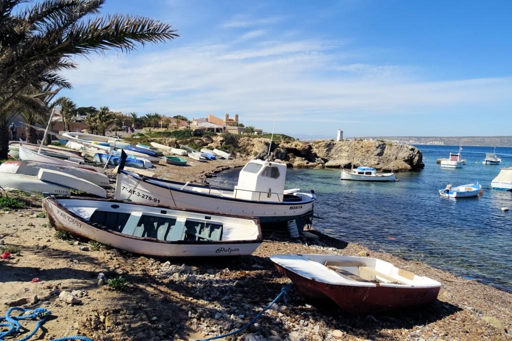 Tabarca eiland Spanje