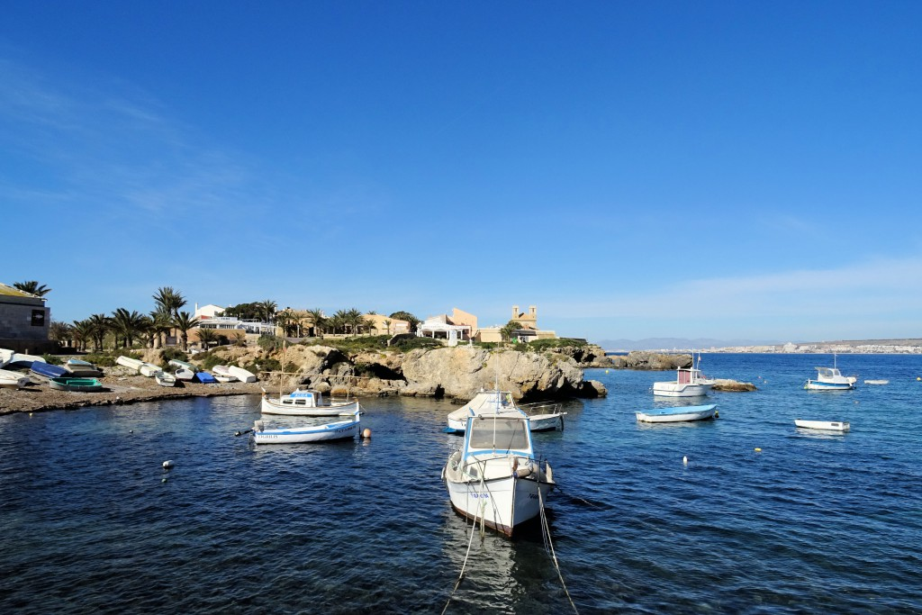 Tabarca Costa Blanca Spanje