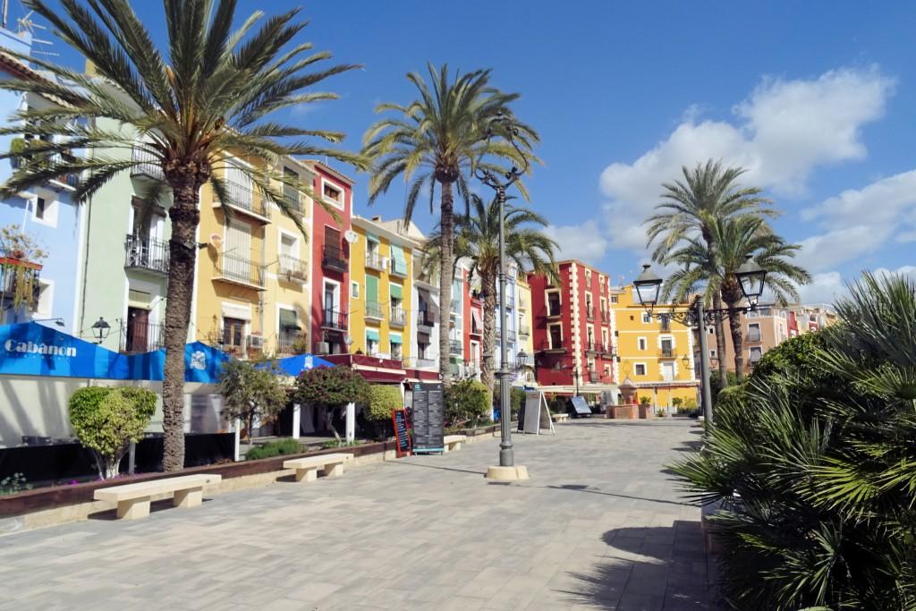 Villajoyosa Costa Blanca Spanje