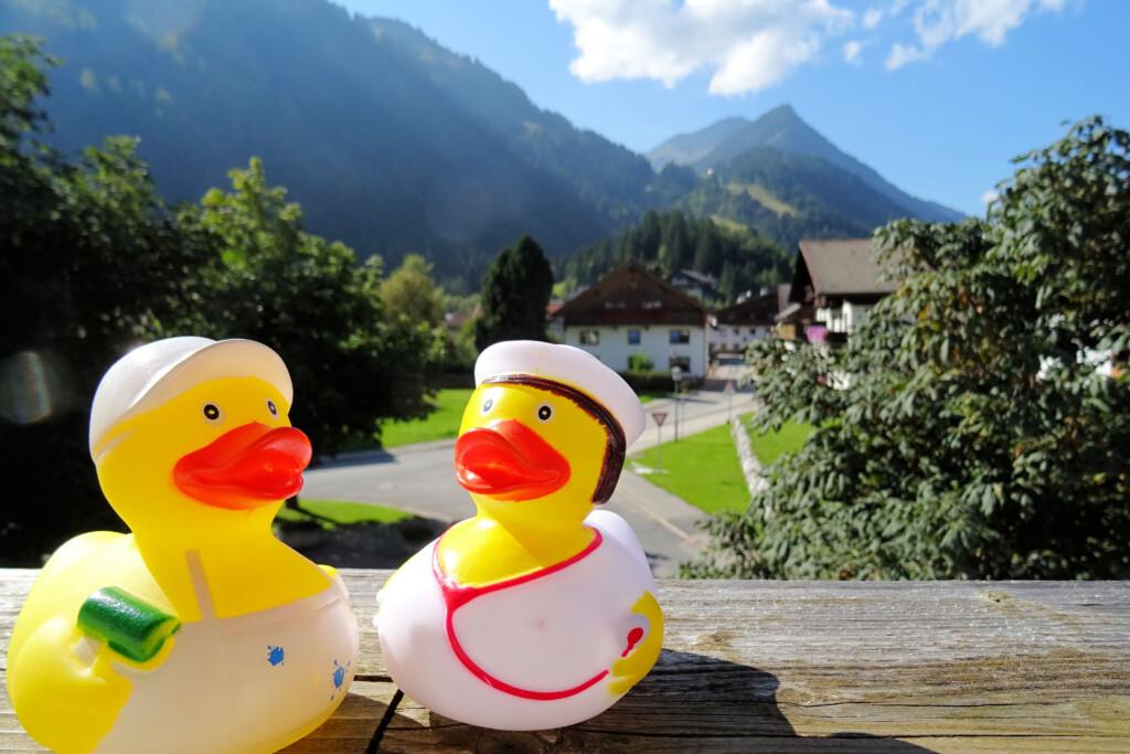 badeendjes Tirol