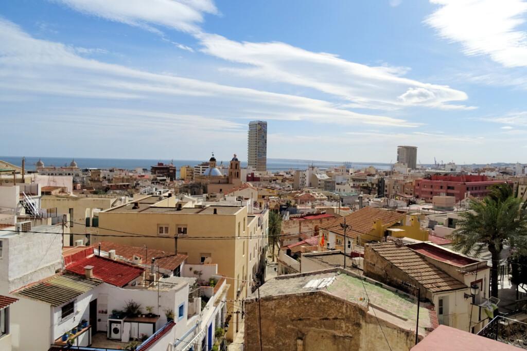 Alicante Costa Bloanca Spanje