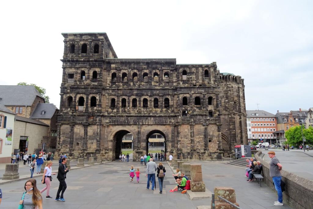 Porta Nigra Trier Duitsland