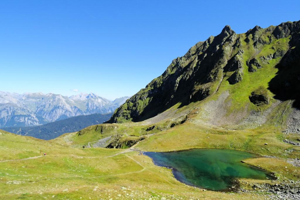 Herzsee Vorarlberg Oostenrijk