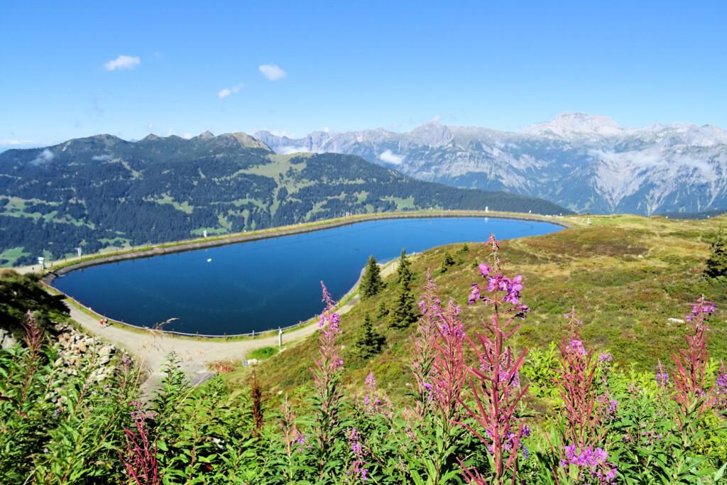Seebliggassee Montafon Vorarlberg