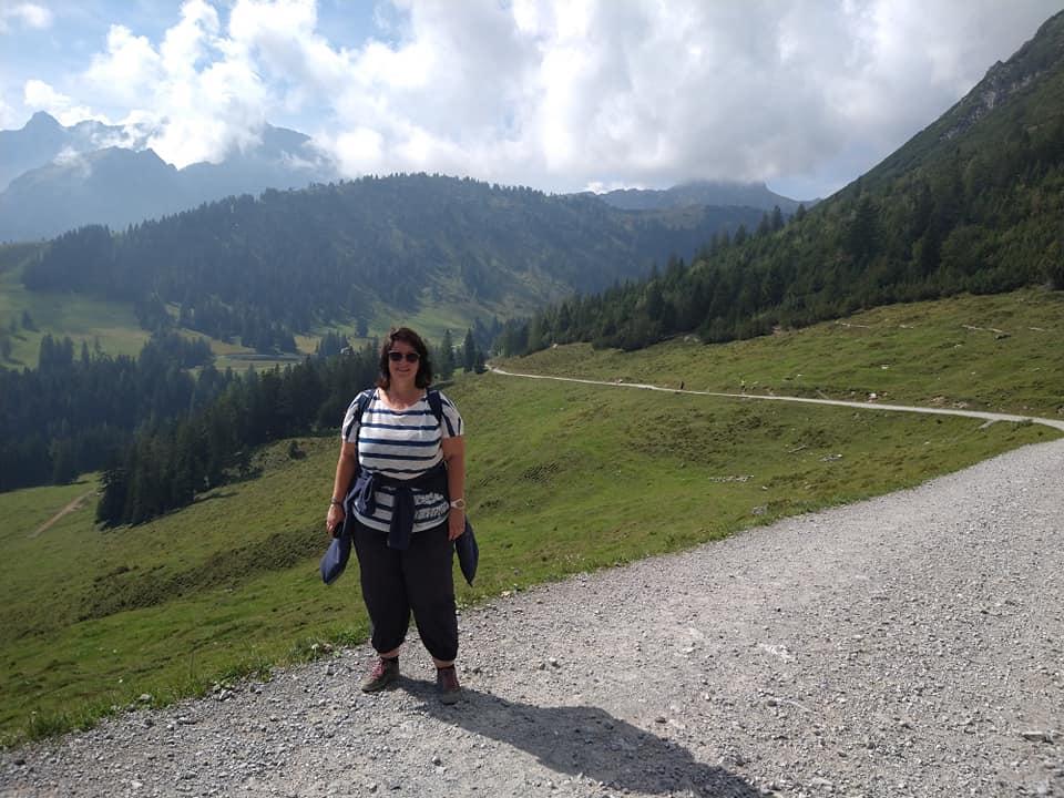 Wanda wandelen